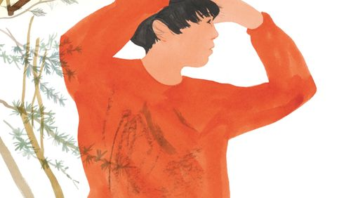 L'auteure illustratrice Loren Capelli