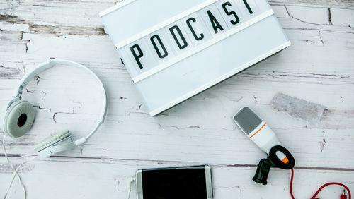 """""""Le podcast, tout le monde y croit"""""""