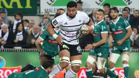 Top 14 - Brive : Sooty Fa'aso'o sera absent six semaines