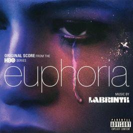 """Pochette de l'album """"BOF TV / Euphoria (saison 1)"""" par Labrinth"""