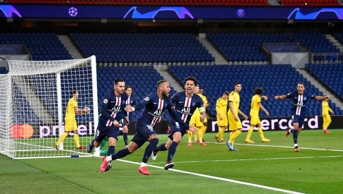 Le PSG donne les 6000 repas VIP du match face à Dortmund à des ...