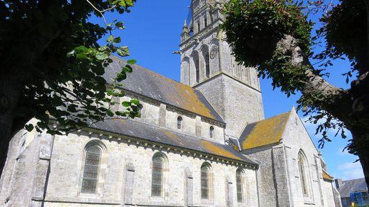 Sainte Marie Du Mont L église
