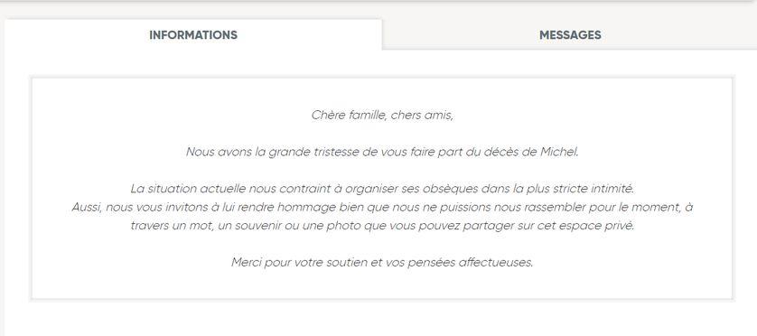 Covid 19 Le Deuil Bouleverse