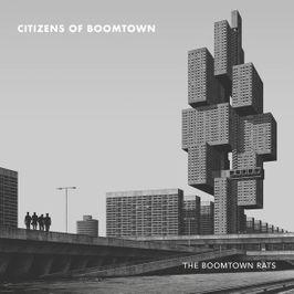"""Pochette de l'album """"Citizens of Boomtown"""" par The Boomtown Rats"""