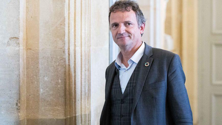 François-Michel Lambert, député écologiste des Bouches du Rhône