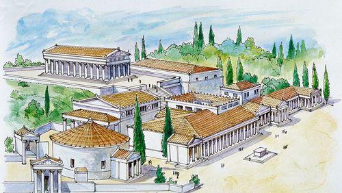 Épisode 1 : Athènes. Naissance d'une assemblée