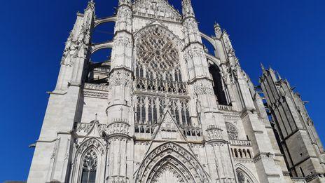 Balade à Beauvais