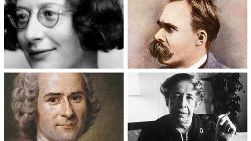 Philosophie : 7 grands penseurs
