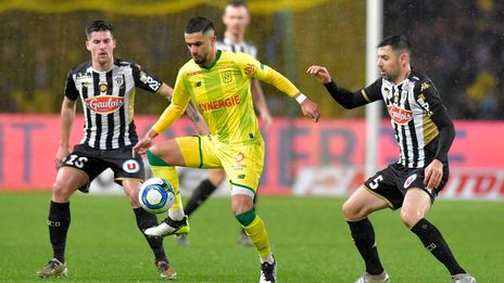 EN DIRECT - Ligue 1 : suivez le match du FC Nantes face à Angers SCO