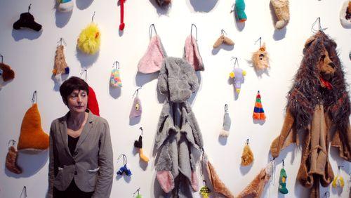 """Annette Messager : """"Je travaille par accumulation pour me dissimuler, par peur de la chose unique"""""""