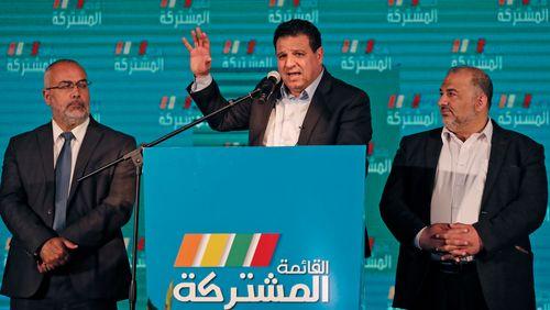 Dans le jeu politique israélien, les partis arabes prennent de plus en plus de place