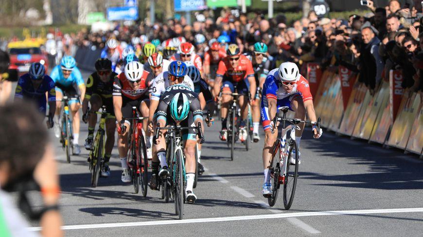 Paris-Nice 2019, Brignoles, arrivée de la sixième étape