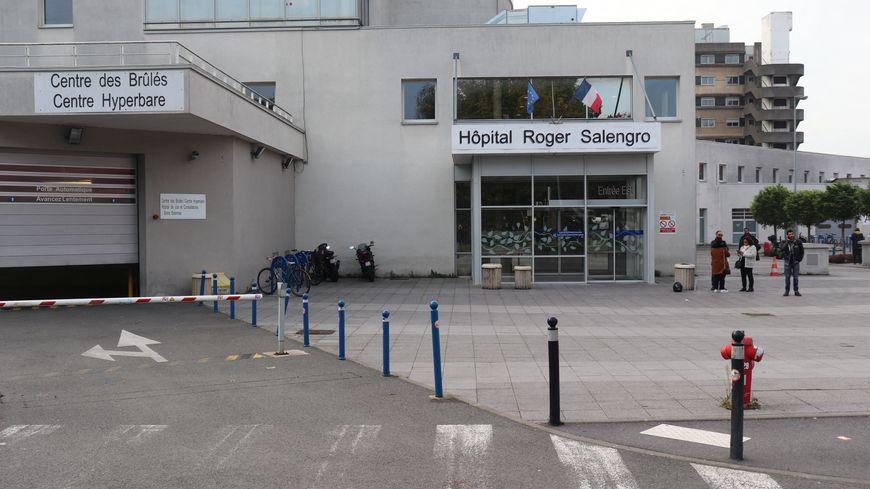 Le pole des urgences du centre hospitalier universitaire régional de Lille