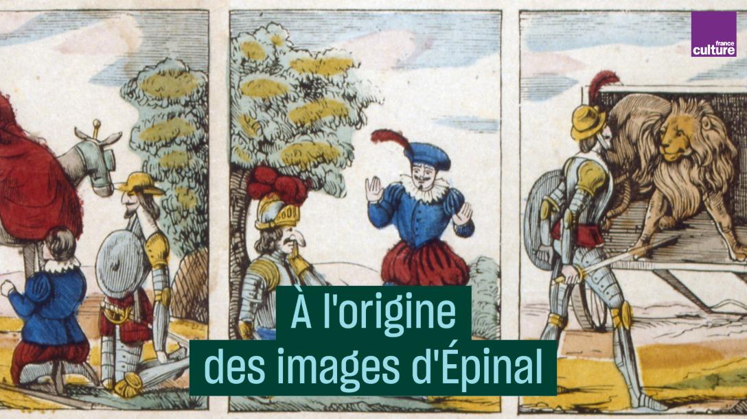 A L Origine De L Image D Epinal