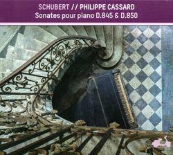 Sonate pour piano n°17 en Ré Maj op 53 D 850 : 3. Scherzo. Allegro vivace - Trio - PHILIPPE CASSARD