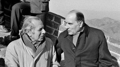 Jean Daniel rediffusion-hommage (5/5) :  Souvenirs de conversations avec François Mitterrand