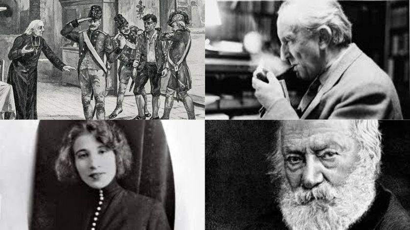 """""""Les Misérables"""", """"Notre-Dame de Paris, """"Nadja"""" et """"Le Seigneur des anneaux"""" : 4 chefs d'œuvre littéraires"""