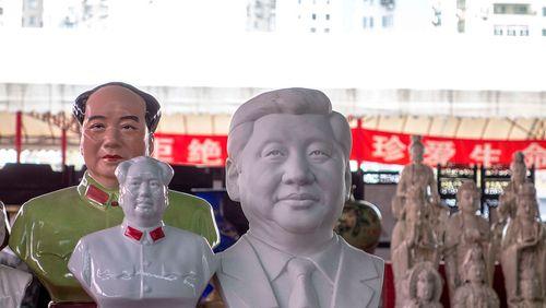 La démaoïsation de la Chine n'aura pas lieu