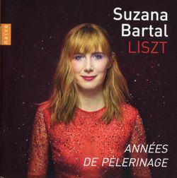 Années de pèlerinage 1ère année Suisse S 160 : 4. Au bord d'une source - pour piano - SUZANA BARTAL