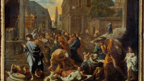 Les épidémies dans l'Antiquité : angoisses et ravages