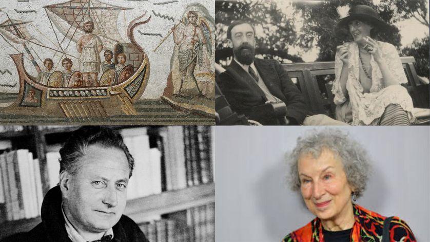 Homère, Virginia Woolf, Giono, Margaret Atwood, Céline... 10 maîtres de la littérature