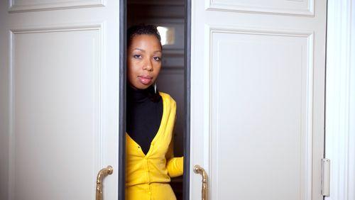 """Marie NDiaye : """"La présence dense et concrète de l'ailleurs m'empêche de le voir avec des yeux littéraires. """""""