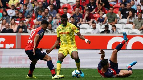 EN DIRECT - Ligue 1 : suivez le match du FC Nantes face au Lille OSC