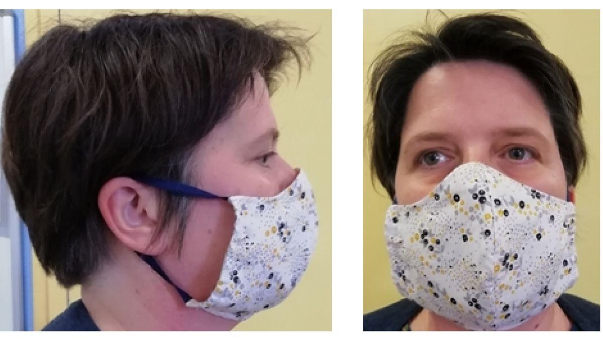 masques sanitaires virus