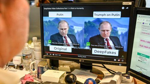 "Doit-on craindre les ""deepfakes""  ?"