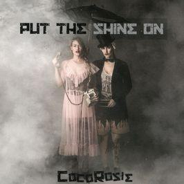 """Pochette de l'album """"Put the shine on"""" par Cocorosie"""