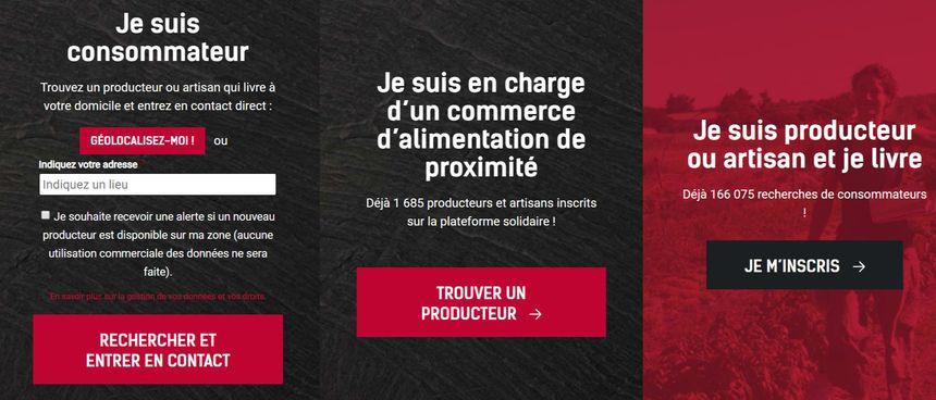 Le site de la plateforme en Nouvelle-Aquitaine. - Aucun(e)