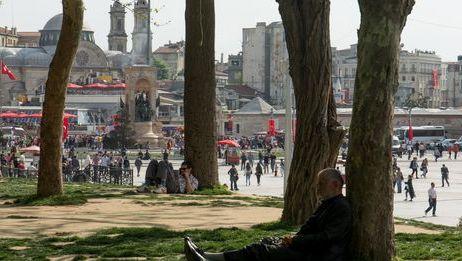 Épisode 2 : Occuper le parc Gezi