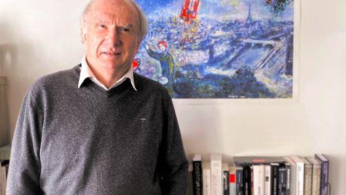 """Jacques Semelin : """"J'ai opéré une sorte de mutation intérieure"""""""
