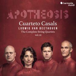 Quatuor à cordes n°5 en La Maj op 18 n°5 : 1. Allegro - VERA MARTINEZ-MEHNER