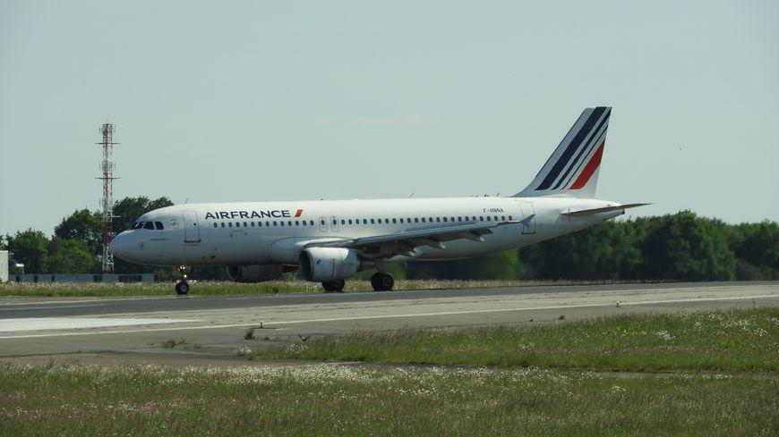 "Couteau compagnie aérienne/""AIR FRANCE/"""