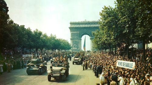 Histoire : la France dans la Seconde Guerre mondiale