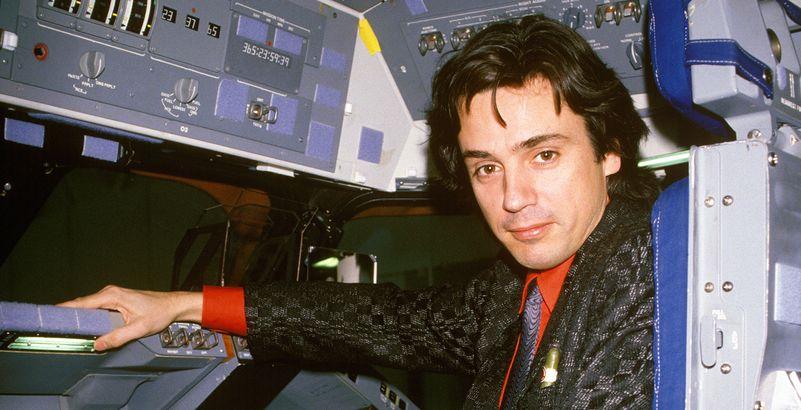 Jean-Michel Jarre va réaliser un live stream depuis l'espace