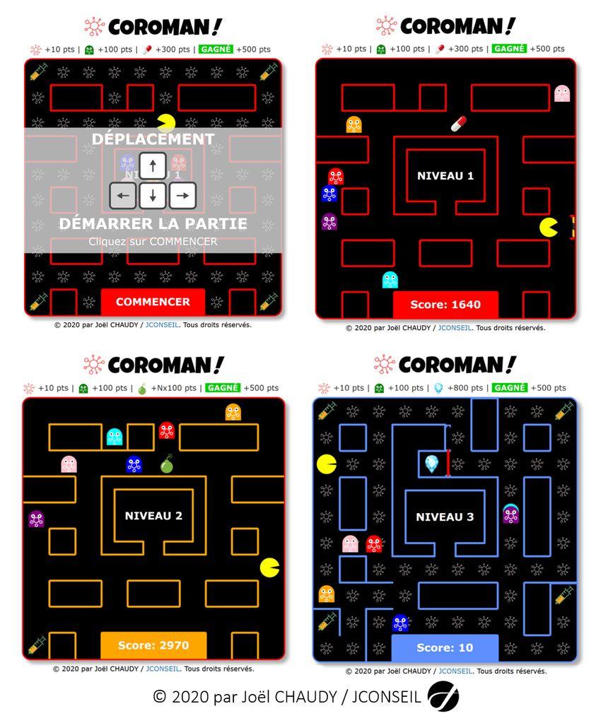 Coroman game