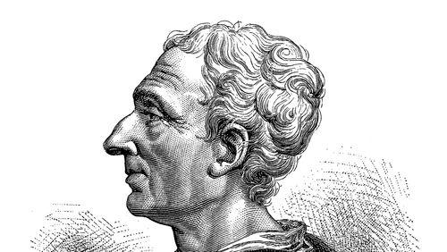Montesquieu ou la dure loi du sérail