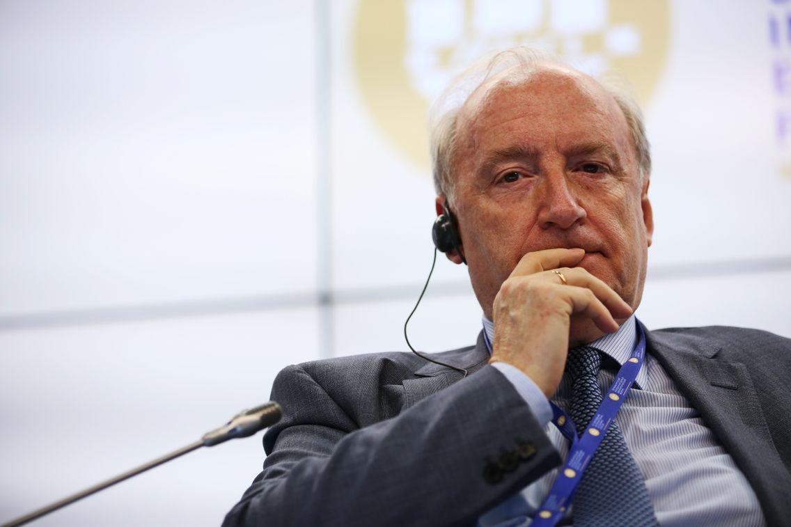 Hubert Védrine, ancien ministre français des Affaires étrangères