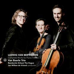 Triple concerto pour violon violoncelle et piano en Ut Maj op 56 : 1. Allegro - MARIA MILSTEIN