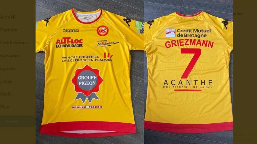 Football : Antoine Griezmann va bientôt porter les couleurs de l'AS Vitré