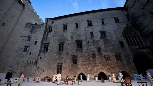 Face à l'épidémie, le festival d'Avignon une utopie nécéssaire