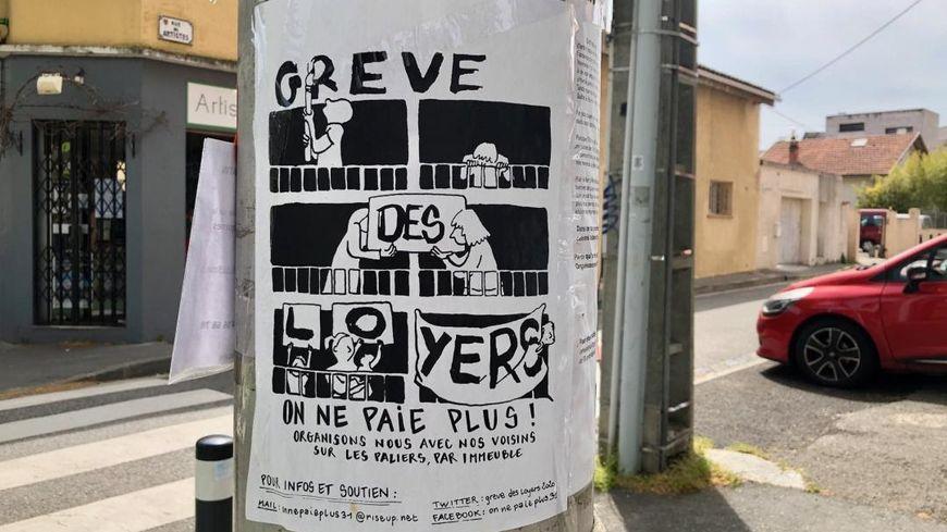 Toulouse : des locataires lancent la « grève des loyers » pendant le confinement