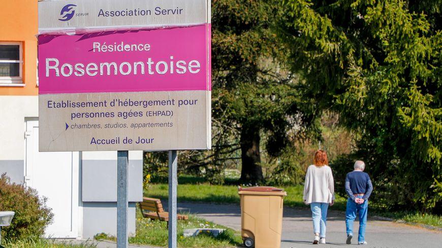25 résidents sont morts depuis le 16 mars dernier au sein de l'EHPAD la Rosemontoise à Valdoie à cause du coronavirus