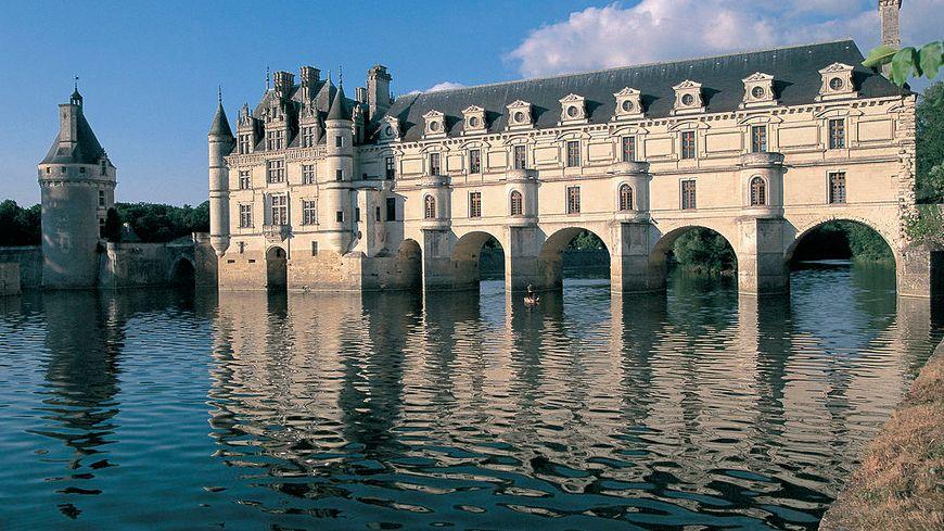 Visite virtuelle du Château de Chenonceau
