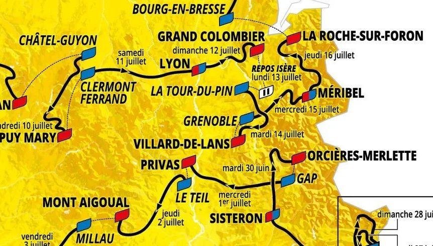 Tour De France En Septembre Forcement Ce Ne Sera Pas Pareil Fabien Rajon Maire De La Tour Du Pin