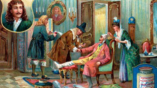 Les philosophes face à la maladie (3/4) : Molière et la maladie imaginaire