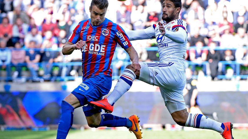 Le SM Caen fait revivre en direct son match face à Lyon... cinq ans après