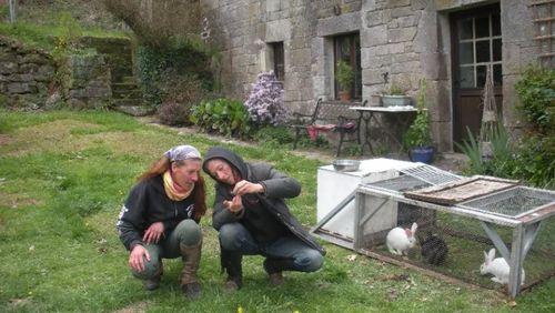 Journal breton - saison 2 (3/13) : La famille Jordan : survivalistes avant l'heure